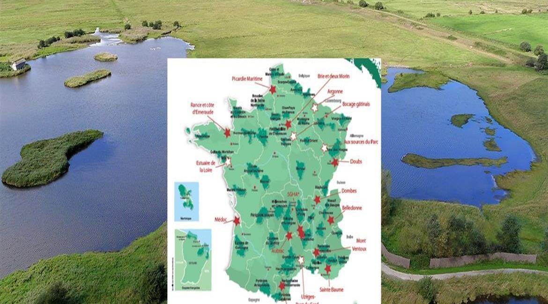 AMÉNAGEMENT : Quatre parcs naturels régionaux bientôt créés