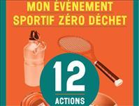 """Le guide """"Zéro déchets"""" sur les manifestations sportives"""