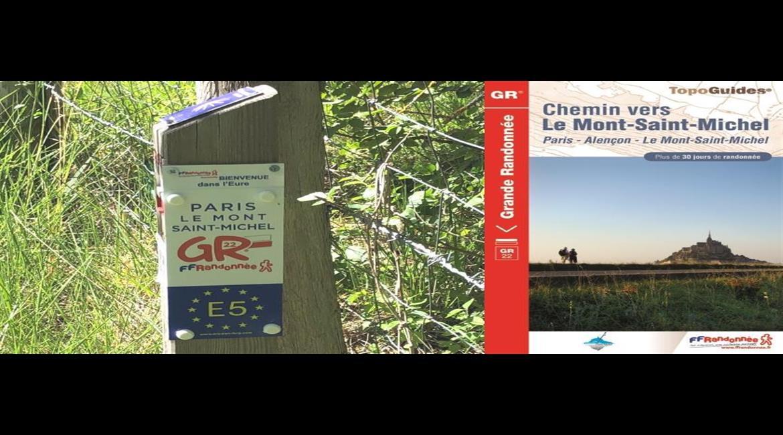 La redynamisation des GR® : l'exemple du GR® 22 en Normandie